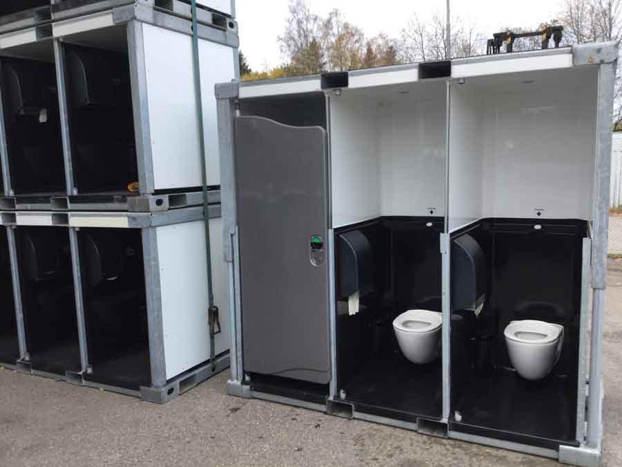 "Det senaste i event toaletter är ""Vaccumtoaletter"""